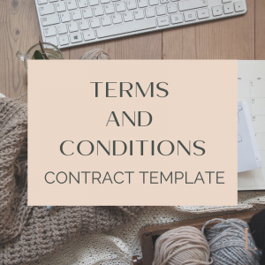 A preview of the website terms of use template by The CEO Legal Loft. Use the terms and conditions for your online store or your small business website.